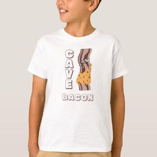 洞窟のベーコン Tシャツ