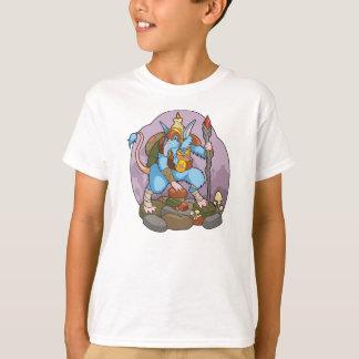洞窟の小びと Tシャツ