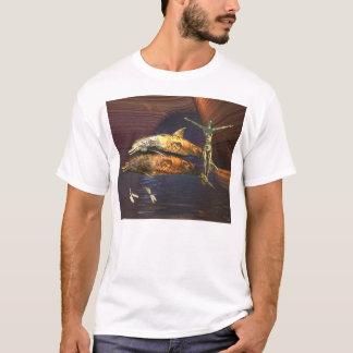 洞窟の運動場 Tシャツ