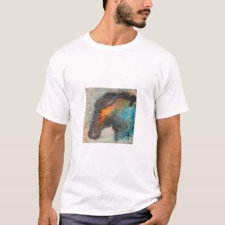 洞窟の馬 Tシャツ