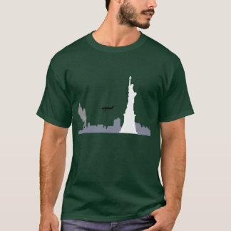 洞窟の(文字なしで) Tシャツ