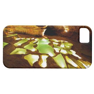 洞窟のRimstoneの形成 iPhone SE/5/5s ケース