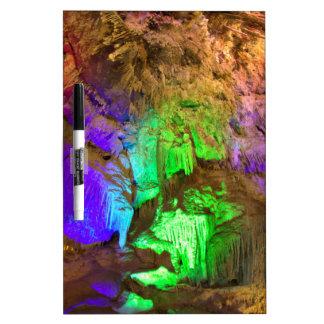洞窟 ホワイトボード
