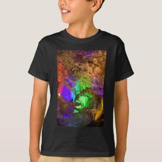 洞窟 Tシャツ
