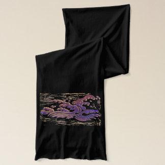 津波 スカーフ