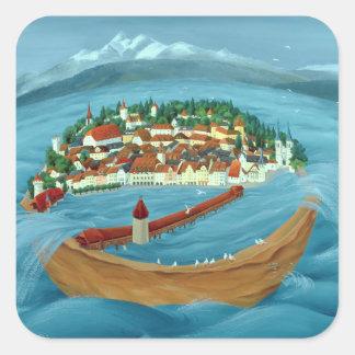 洪水1999年 スクエアシール