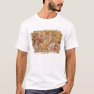 洪水、アトリウムから、の詳細 Tシャツ