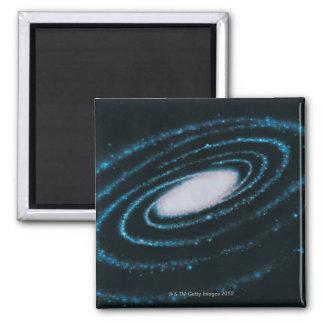 活動的な銀河系 マグネット