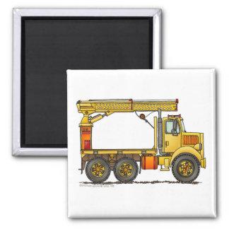 活気づいた平面トラックの建築の磁石 マグネット