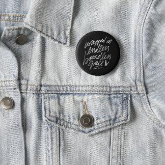 活気づけるでやる気を起こさせるなボタンの引用文 缶バッジ