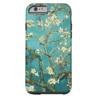 活気付くアーモンド木のヴィンテージの花柄ゴッホ ケース