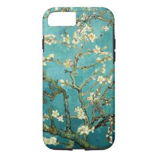 活気付くアーモンド木のヴィンテージの花柄ゴッホ iPhone 8/7ケース