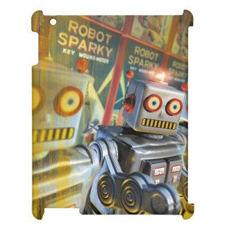 活発なロボット! iPadケース