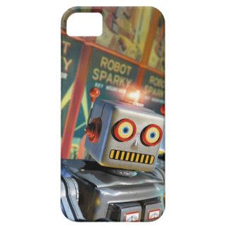 活発なロボット! iPhone SE/5/5s ケース