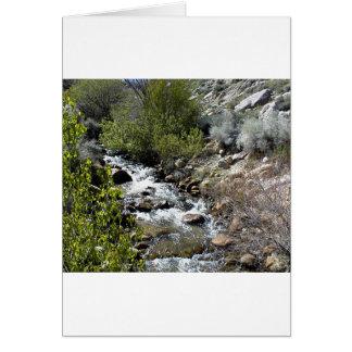 流れの石 カード