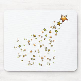 流れ星 マウスパッド