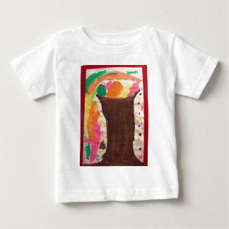 流出生命の樹 ベビーTシャツ
