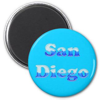 流動サンディエゴ-水の… マグネット