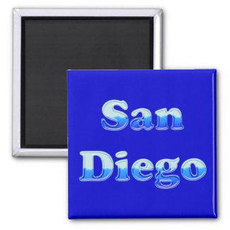 流動サンディエゴ-青の… マグネット