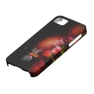 流星の妖精のiPhone 5カバー iPhone SE/5/5s ケース