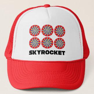 流星花火のトラック運転手の帽子 キャップ