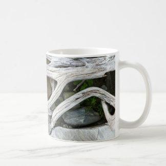 流木のマグ コーヒーマグカップ