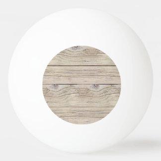 流木の背景の質 卓球ボール