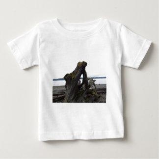 流木 ベビーTシャツ