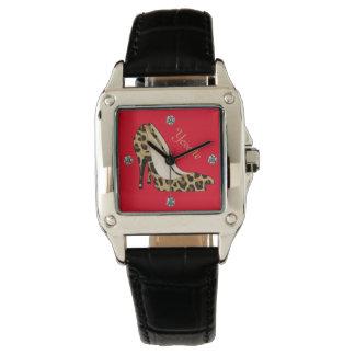流行のジャガーの小剣のカスタムな腕時計 腕時計