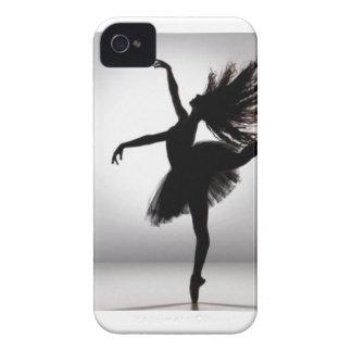 流行のバレリーナのiPhoneの場合 Case-Mate iPhone 4 ケース
