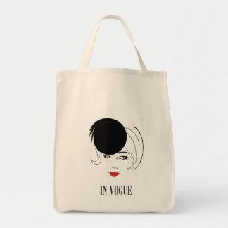 流行の流行の運ぶバッグ トートバッグ