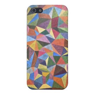流行の近代美術のiPhoneの場合 iPhone 5 Case