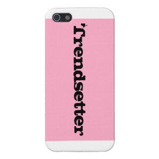 流行仕掛け人のiPhone 5の光沢のある場合 iPhone 5 Case