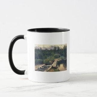 浅いの、1892年 マグカップ