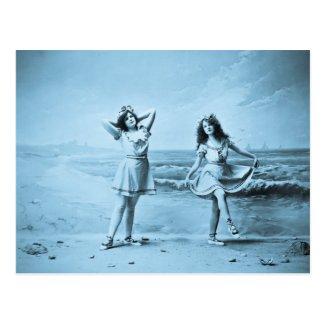 浜のヴィンテージ1902年 はがき