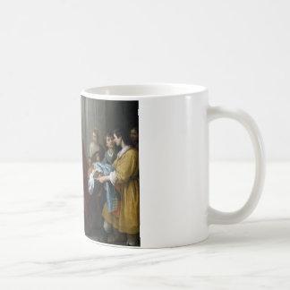 浪費家のBartolomeエステバンのMurilloリターン コーヒーマグカップ