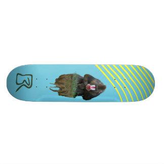 浮遊ヒヒ オリジナルスケートボード
