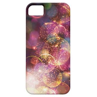 浮遊ライト iPhone SE/5/5s ケース