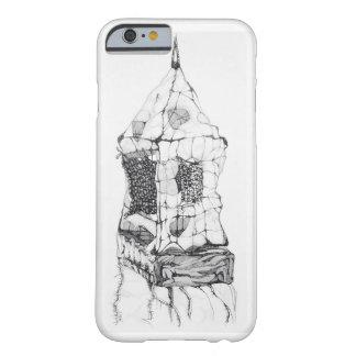 浮遊家のiphoneの場合 barely there iPhone 6 ケース