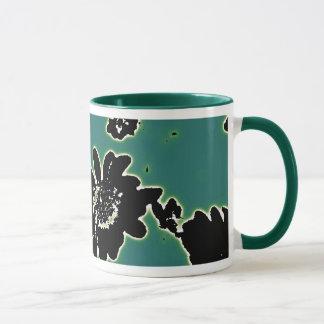 浮遊植物相 マグカップ