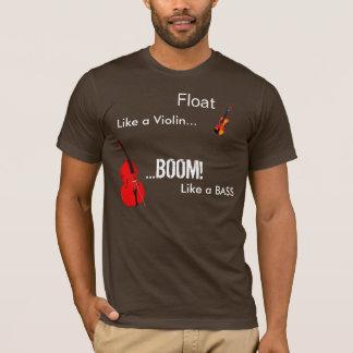 浮遊物 + ブーム Tシャツ