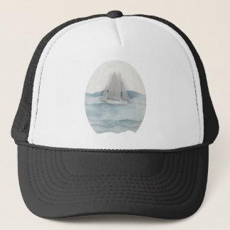 浮遊船 キャップ