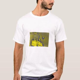 浴室の壊れ目 Tシャツ