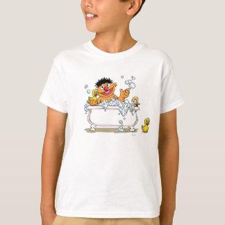 浴槽のヴィンテージErnie Tシャツ