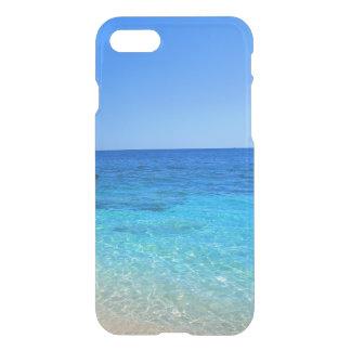 海およびビーチの熱帯wanderlust旅行ヒップスター iPhone 8/7 ケース