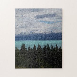 海および山のパズル ジグソーパズル