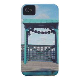 海によるチャペル Case-Mate iPhone 4 ケース