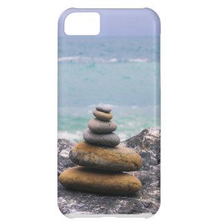 海によるバランス iPhone5Cケース