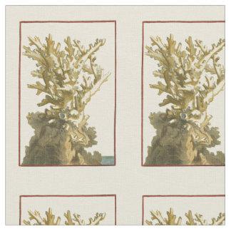 海による珊瑚 ファブリック