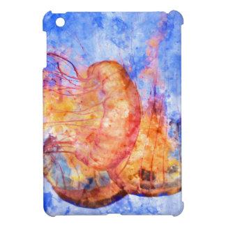 海のくらげ iPad MINIケース